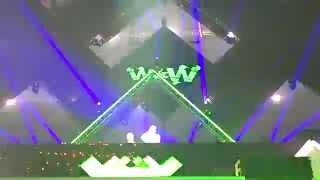 W&W @ Amsterdam Music Festival, Amsterdam Arena 18/10/2014