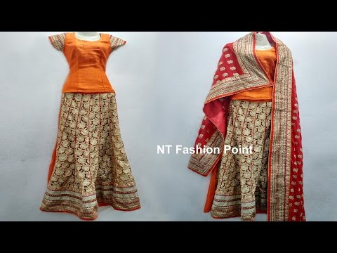 Video Learning how to make designs lehenga measurement, cutting & stitching (DIY-1) ▶▶ NT Fashion Point download in MP3, 3GP, MP4, WEBM, AVI, FLV January 2017