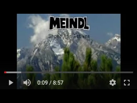 Meindl Footwear Movie