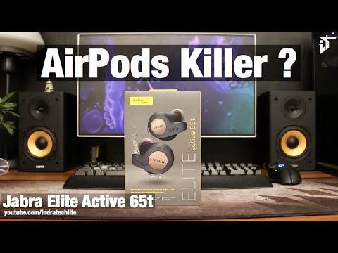 Oke Ini Keren! Jabra Elite Active 65t Wireless Review Indonesia By Itechlife