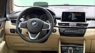 2014 BMW 225i Active Tourer - Interior