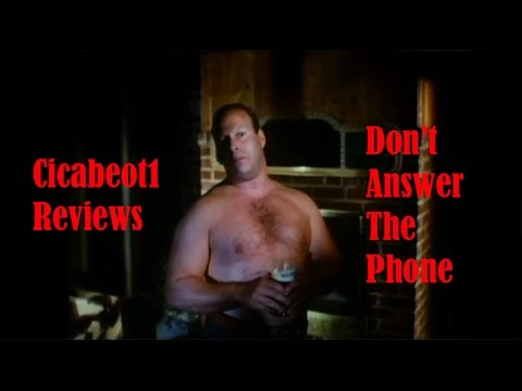 """Movie Review: """"Don't Answer The Phone!"""" (1980)"""