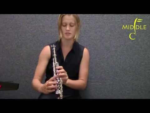 Your First Clarinet Lesson