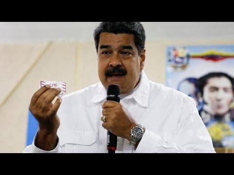 Βενεζουέλα: Πρόβα εκλογών