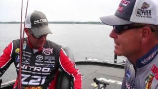 Davy Hite interviews Toledo Bend Champion, Kevin VanDam