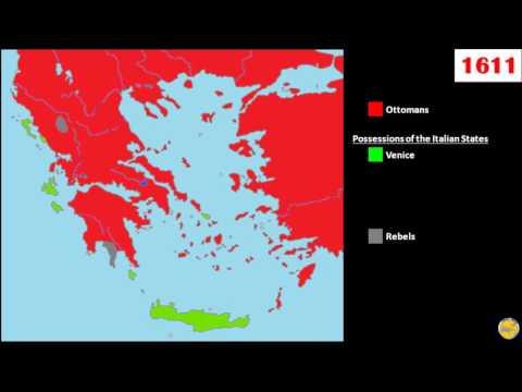 Ottoman and Venetian Rule in Greece (1453-1821)