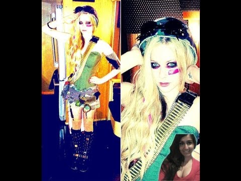"""Avril Lavigne """"Rock N Roll"""" Music Video Official Audio - commentary"""