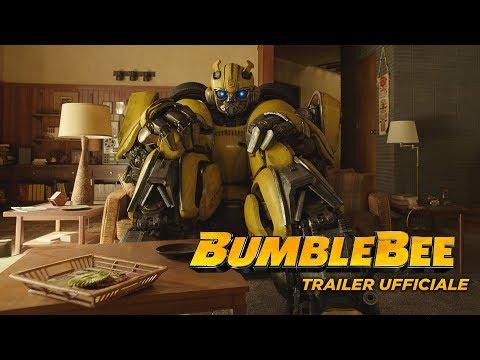 Preview Trailer Bumblebee, trailer ufficiale italiano