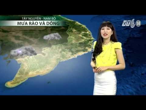 VTC14_Thời tiết 6h sáng_01.06.2013