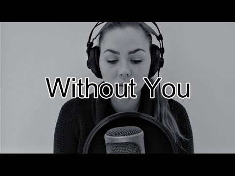 Avicii - Without You Ft. Sandro Cavazza ( LIVE Acoustic Cover By Lillian Rinaldo )
