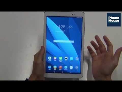 Review Huawei MediaPad T1 10 (En español)