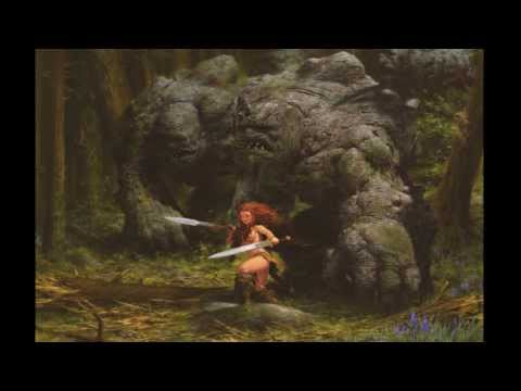 Tekst piosenki Folkearth - Horned Trolls And Mystical Folk po polsku