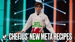 Chefius' New Meta Recipes | #LEC Week 5 by League of Legends Esports