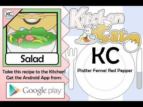 Video of KC Platter Fennel Red Pepper