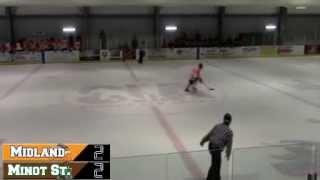 Men's Hockey vs. Minot State