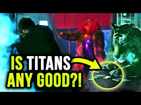 Is Titans Worth YOUR Time? - Titans Episode 1 REVIEW!