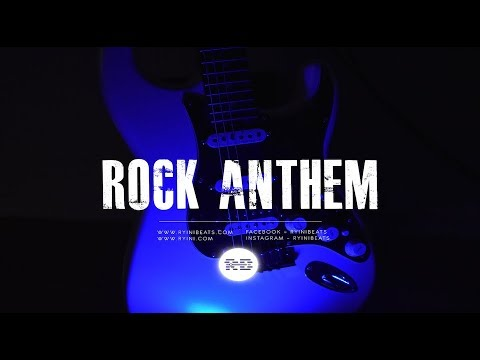 "[FREE] Acoustic Rock Type Beat ""Rock Anthem"" (Guitar Trap Rap Instrumental 2019)"