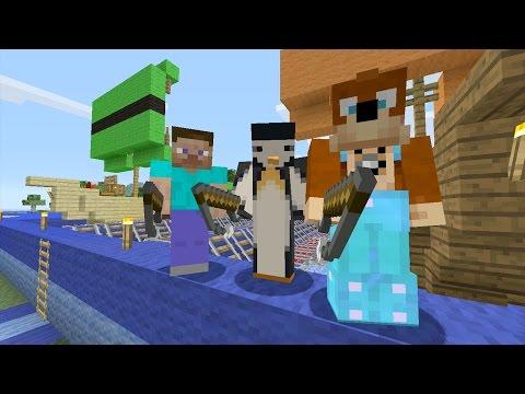 Minecraft Xbox - Sharky Shark [224]
