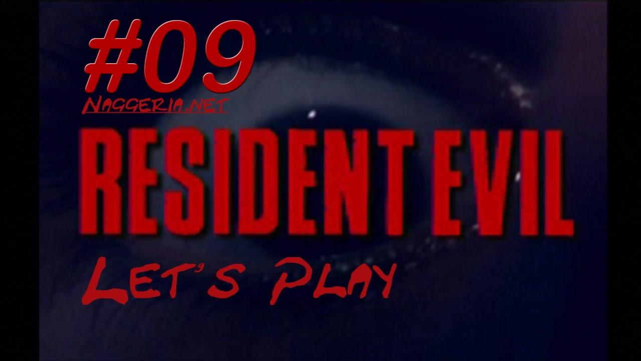 [Let's Play] Resident Evil – 09 – Die Katakomben (PS1 / Chris)