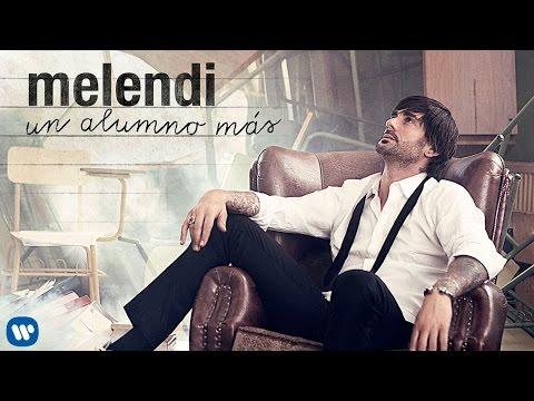 Melendi - El amor es un arte (Audio oficial)