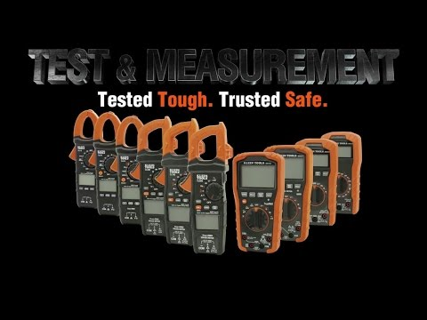 Test and measurement equipment required?