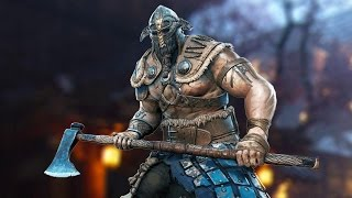 Видео к игре For Honor из публикации: For Honor: дуэль, дуэль и дуэль