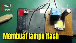 Video CARA MUDAH MEMBUAT LAMPU FLASH/BLITZ LED (blinking led) MP3, 3GP, MP4, WEBM, AVI, FLV Juli 2018