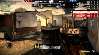 compLexity vs Ruse - Game 2 - MLG Plays 2000 Series