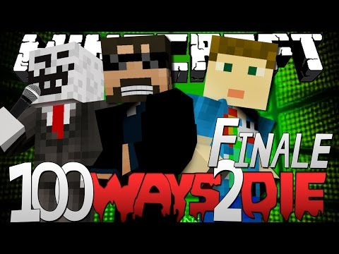 Minecraft 100 Ways To Die | DERP SSUNDEE FINALE? [16] (видео)