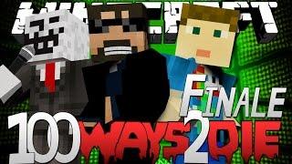 Minecraft 100 Ways To Die   DERP SSUNDEE FINALE? [16]