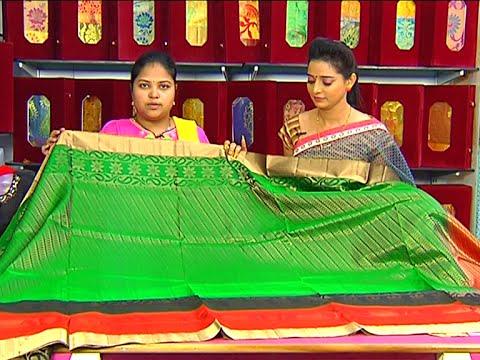 Latest Collection of Gandharva Pattu Designer Sarees | Sogasu Chuda Tarama 30 June 2015 01 42 PM