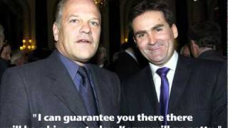Sky Sports' Andy Gray and Richard Keys make sexist comments