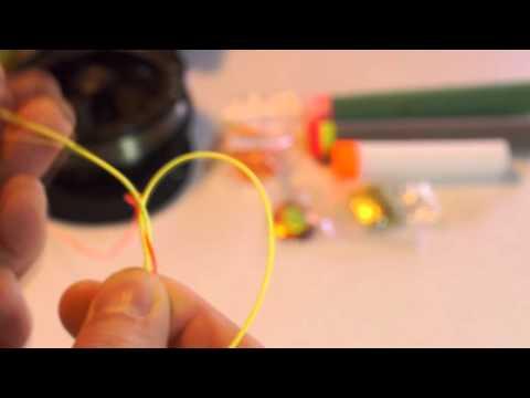 Slipknot / Stopper knot  for float fishing