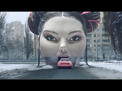 "Netta - ""Bassa Sababa"" (Official Music Video) נטע ברזילי - באסה סבבה"