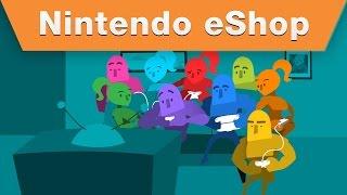 Nintendo eShop - Runbow Launch Trailer