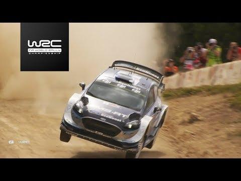 WRC - Kennards Hire Rally Australia 2017: Shakedown Highlights