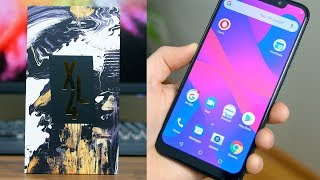 BLU Vivo XL4 Unboxing and First Look