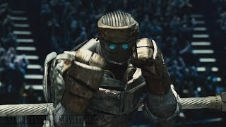 Nonton Real Steel  2011  All Bot Battles  Edited  Film Subtitle Indonesia Streaming Movie Download