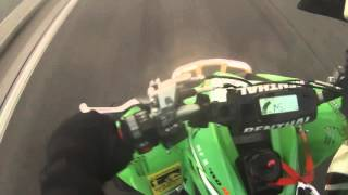 1. Kawasaki KFX 450 R Top Speed