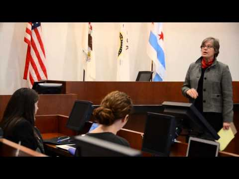 Trial Advocacy for International Students