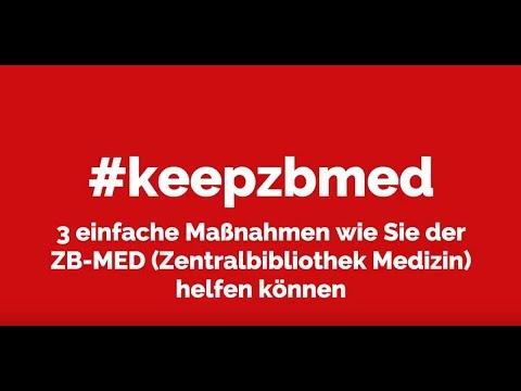 #keepZBMED: es geht weiter
