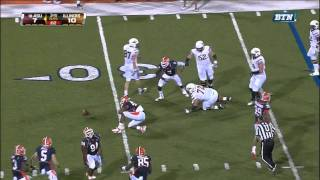 Whitney Mercilus vs ASU 2011