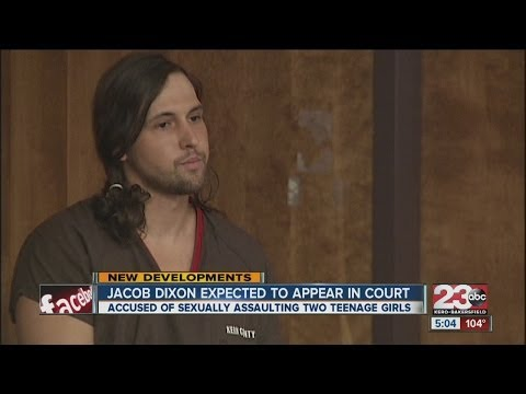 Jacob Dixon expected to appear in court (видео)