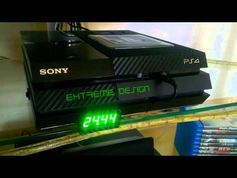 how to mod ps4