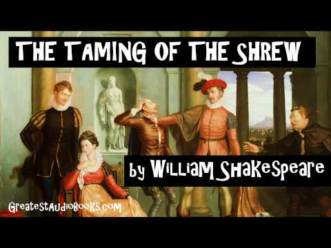 a review of the taming of the shrew by william shakespeare The taming of the shrew has the distinction of being the most adapted play in the shakespeare canon, yet the least likely to be performed straight.