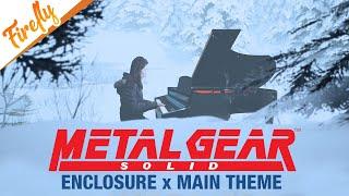 Metal Gear Solid - Enclosure x Main Theme - Sniper Wolf Theme