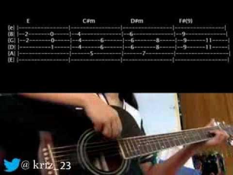 Daniel Padilla - Tabs and Chords | ULTIMATE-TABS.COM