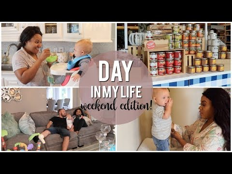 A Day in my Life  Weekend Edition!!