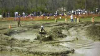 7. POLARIS SCRAMBLER 500 4X4 MUD BOG (RUN1)-2010