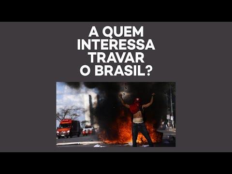 Eles querem travar o Brasil para voltar ao poder